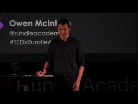 How to Make a Great Book-to-Film Adaptation | Owen McIntosh | TEDxRundleAcademy