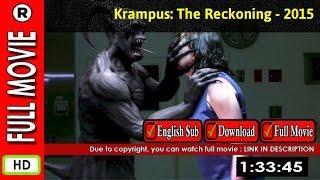 Watch Online : Krampus  The Reckoning (2015)