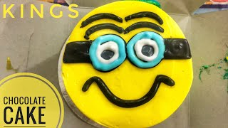 King's Confectionary's New Addition | Chocolate Cake | Minion Cake | Review