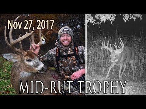 "Cameraman Tags Buck, 200+"" Heartbreak 