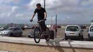 ThinkBikes - mountain bike trials street video thumbnail