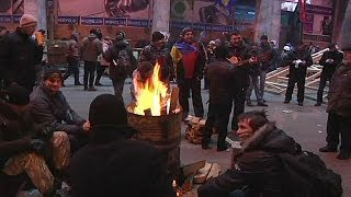 Ukraine: thousands continue demonstrations in Kyiv for 14th night