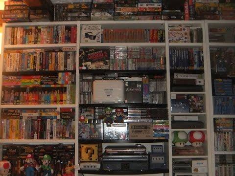 La Colección Definitiva de Videojuegos