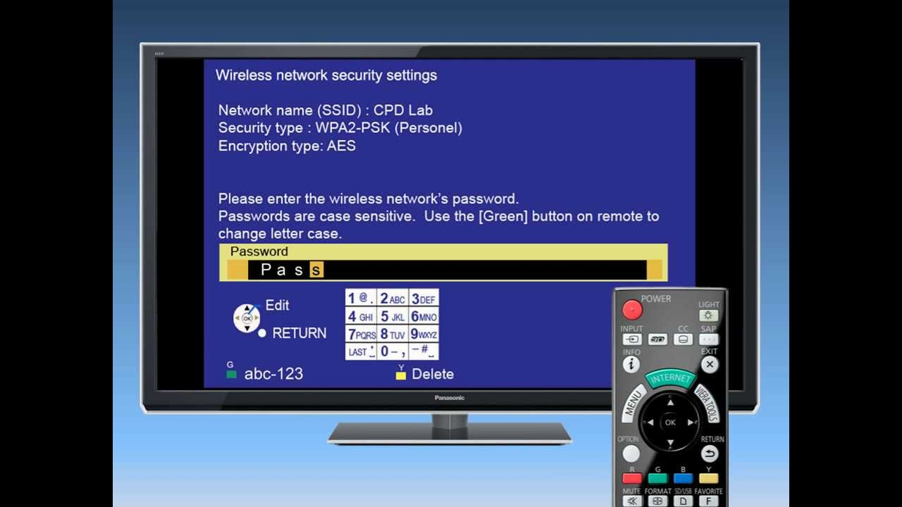 panasonic tv wiring diagram [ 1280 x 720 Pixel ]