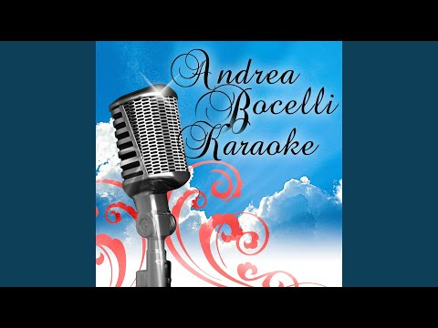 E Chiove (Originally Performed by Andrea Bocelli)