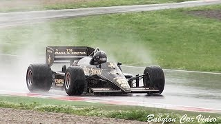 1985 Ayrton Senna Lotus 97T - F1 V6 Turbo Sound