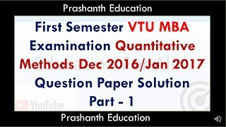 Vtu Question Papers 1St Sem With Answers