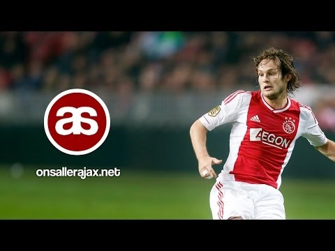 Daley Blind ✖ Ajax Prodigy ✖ Highlights ✖ HD