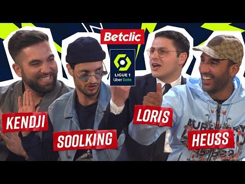 Youtube: Kendji Girac x Soolking VS Loris x Heuss L'enfoiré | Betclic