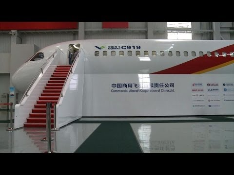 China's own dreamliner prepares for takeoff