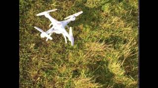 BUDGET DRONE FLIGHT HEIGHT TEST