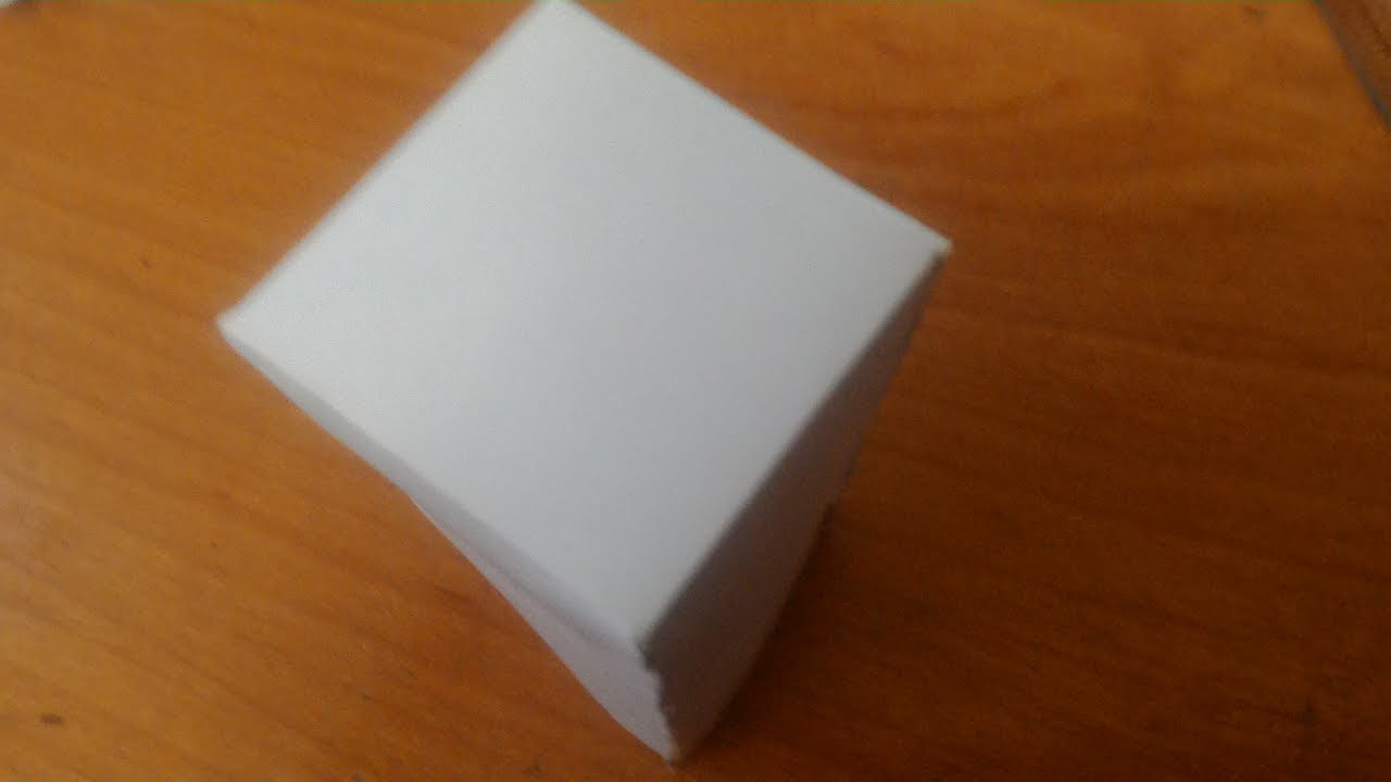 Как сделать прямоугольный параллелепипед видео фото 97