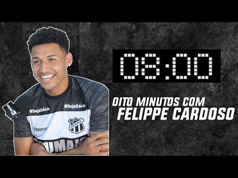 8 MINUTOS Felippe Cardoso
