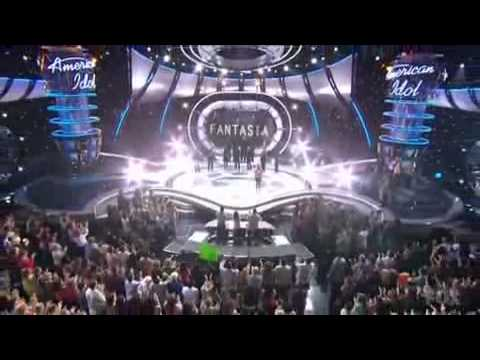 Fantasia Barrino singing Truth Is & I Believe on American Idol Season-4 (2005)