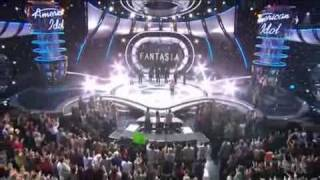 Fantasia Barrino singing Truth Is & I Believe on American Idol Season-4 (2005)