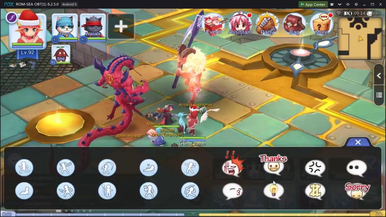 Hair Style Quest Ragnarok Mobile: Aldebaran Quest Part. 1 (Unlock Red