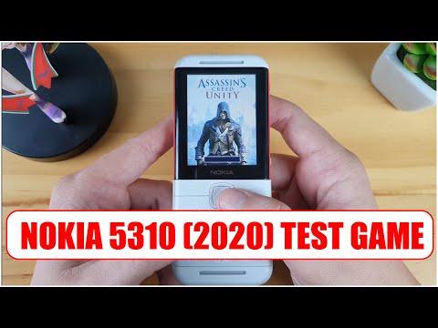 Nokia 5310 2020 Test Game   Snake, Asphalt 6,  Assassins's Creed, N.O.V.A.3