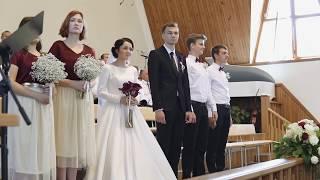 17.06.2018. Бракосочетание Николай и Лилия. Церковь