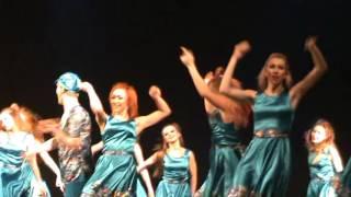Тодес НН отчетный концерт 2016 танец