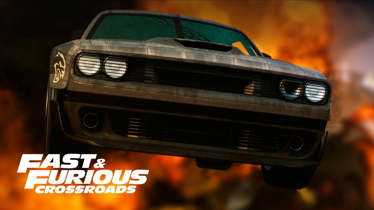 Fast Furious Crossroads Official Launch Trailer Youtube
