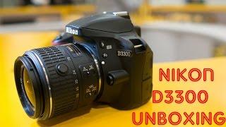 Nikon D3300 Unboxing & Sample Photos