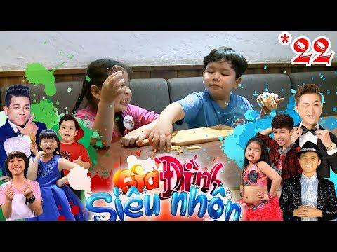 ANIMATED FAMILY| #22 FULL| Hoang Long - Kha Han secretly 'eat all' the sample. | 280718 😂
