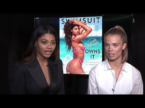 Respect is key for Sports Illustrated models