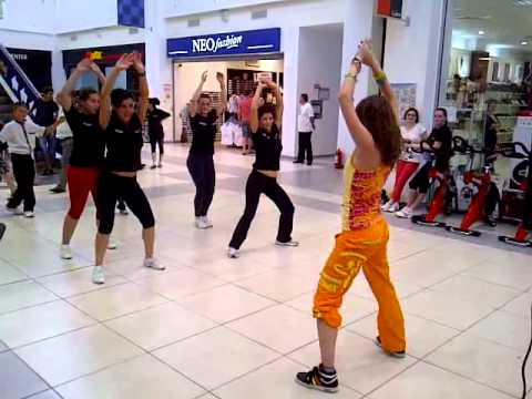 Zumba Romania si instructorii din Buzau!