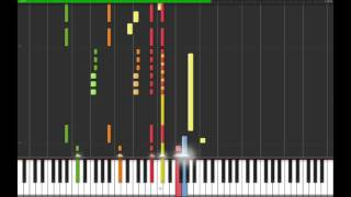 Shining Force II Journey into Darkness synthesia