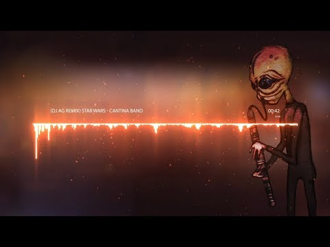 Star Wars  Cantina Band DJ AG Remix