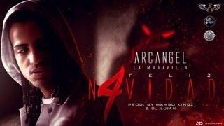 Video Feliz Navidad 4 .- Arcangel download MP3, 3GP, MP4, WEBM, AVI, FLV November 2017