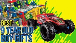 Video 10 Best 9 Year Old Boy Gifts 2017 download MP3, 3GP, MP4, WEBM, AVI, FLV November 2018