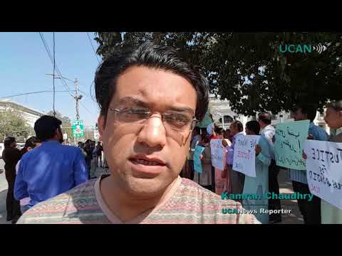 PAKISTAN: Ecumenical protest for Patras and Sajid Masih