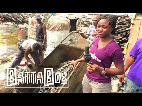 Inside Nigeria's Biggest Scrap Yard