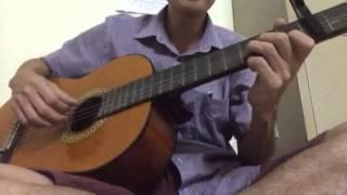 Một ngày không có em - Ngày vui qua mau solo guitar MrB