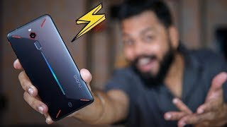 NUBIA RED MAGIC UNBOXING & QUICK REVIEW 🎮 🕹️ 🎮 Best Gaming Phone Under 30,000?