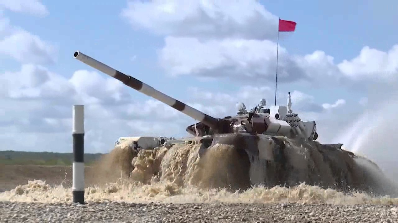 танковый биатлон фото 2016