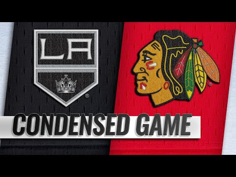11/16/18 Condensed Game: Kings @ Blackhawks