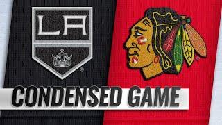 11/16/18 Condensed Game: Kings @ Blackhawks