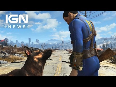 Fallout 4 Release Date Revealed - IGN News