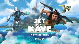 Jet Kave Adventure for Nintendo Switch | First 19 Minutes of Gameplay (Direct-Feed Switch)