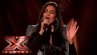 Video Monica sings for her place in the competition | Week 3 Results | The X Factor 2015 download MP3, 3GP, MP4, WEBM, AVI, FLV September 2018