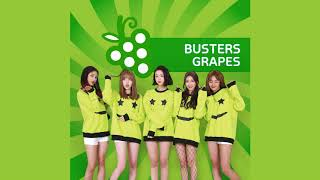 Busters (버스터즈) - Grapes (포도포도해) (Inst.)
