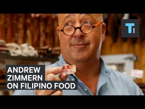 Andrew Zimmern says Filipino food is the next American food trend