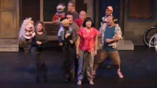 "Highland Park Players ""Avenue Q"" There Is Life Outside Your Apartment"