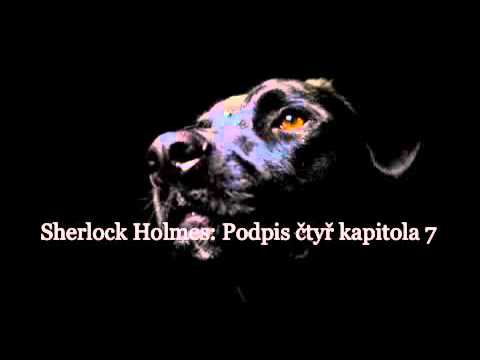 Sherlock Holmes:  Podpis čtyř - kapitola 7: Epizoda se sudem (mluvené slovo, audiokniha)