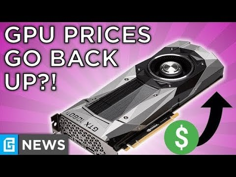 PS5 Might Be Sony's Nintendo Switch, GPU Prices May Go Up AGAIN?!