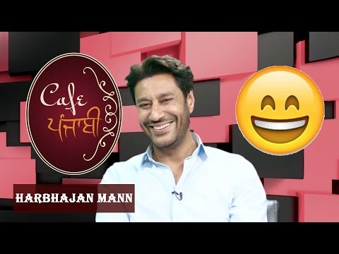 Harbhajan Mann | Exclusive Interview | Cafe Punjabi | Channel Punjabi Beats