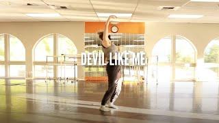 DEVIL LIKE ME | ADV CONTEMP | MORGAN GOODFELLOW | INMOTION PERFORMING ARTS STUDIO