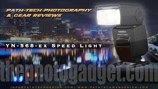 YN-568-EX Speed Light